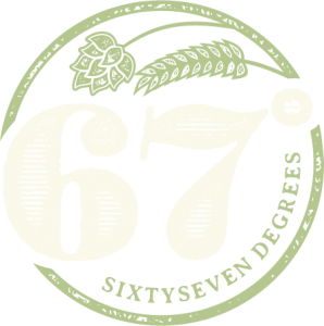 67 Degrees Logo